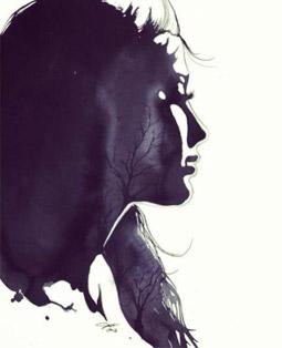 Artist Jessica Durrant