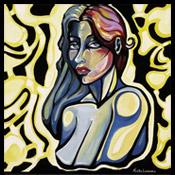 Artist Kristel Lerman