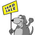 Yard Sale June 18th 8 AM to 2 PM