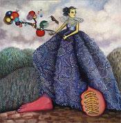 Artist Alexis Murray
